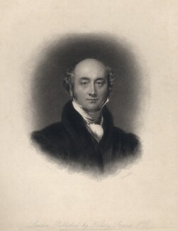 Sir Thomas Lawrence, by William Giller, after  Sir Thomas Lawrence - NPG D3552