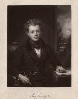 Henry Liverseege, by Henry Cousins, after  William Bradley - NPG D3583