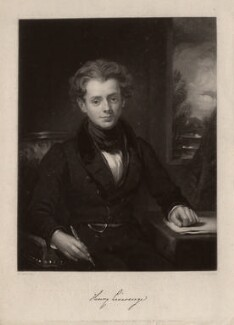 Henry Liverseege, by Henry Cousins, after  William Bradley - NPG D3584