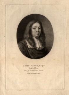 John Lisle, after Unknown artist - NPG D3594