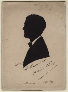 Henry Edward Ainsley, by Harry Lawrence Oakley, 11 December 1920 - NPG D360 - © National Portrait Gallery, London