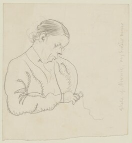 Ninnie Collard, by Cecil Beaton - NPG D3631