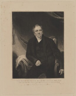 Sir Herbert Jenner-Fust, by and published by William Walker, after  Frederick Yeates Hurlstone - NPG D3695