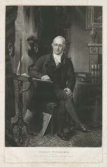 Robert Hindmarsh, by Samuel William Reynolds, and by  Samuel Cousins, published by  Agnew & Zanetti, after  Joseph Allen - NPG D3699