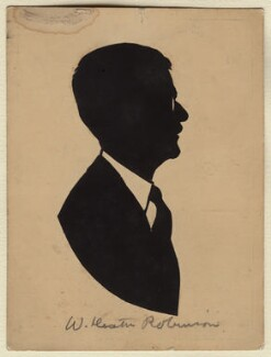 William Heath Robinson, by Harry Lawrence Oakley - NPG D370