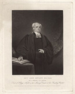 John Hewlett, by John P. Quilley, published by  Sampson Low, published by and after  William Brough - NPG D3704