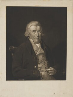 Gilbert Ives, by Henry Edward Dawe, after  Jacob George Strutt, published 1825 - NPG D3705 - © National Portrait Gallery, London
