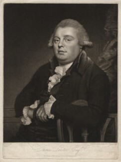 Thomas Lowten, by John Young, published by  Josiah Boydell, after  Ralph Earl - NPG D3713