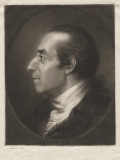 James Northcote, by Samuel William Reynolds, after  Prince Hoare - NPG D3732