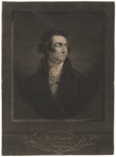 Samuel Northcote, by Samuel William Reynolds, after  James Northcote - NPG D3734