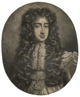 George Fitzroy, 2nd Duke of Northumberland, by Robert Williams, after  Willem Wissing - NPG D3736