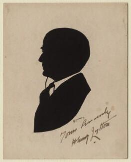 Sir Henry Alfred Lytton, by Harry Lawrence Oakley - NPG D374