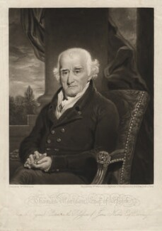Thomas Morison, by William Ward, after  William Nicholson - NPG D3768