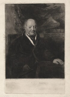 Andrew Geddes, by Andrew Geddes - NPG D3780