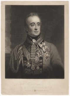 Sir Denis Pack, by and published by Charles Turner, after  George Lethbridge Saunders - NPG D3798
