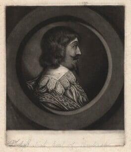 Philip Herbert, 4th Earl of Pembroke, after Unknown artist - NPG D3842