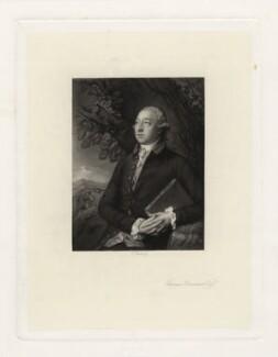 Thomas Pennant, by Charles Algernon Tomkins, after  Thomas Gainsborough - NPG D3865