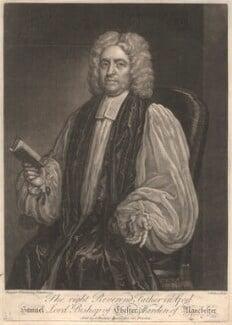 Samuel Peploe, by John Faber Jr, after  Hamlet Winstanley - NPG D3871