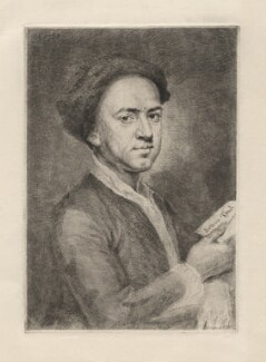 Arthur Pond, by Arthur Pond - NPG D3920