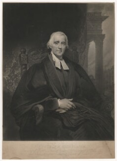 Joseph Holden Pott, by John Porter, published by  Colnaghi and Puckle, after  William Owen - NPG D3942