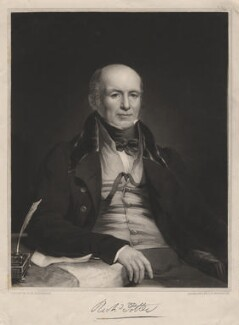 Richard Potter, by and after Samuel William Reynolds Jr - NPG D3943