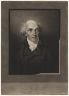Samuel Jackson Pratt, by Charles Turner, after  John James Masquerier - NPG D3948