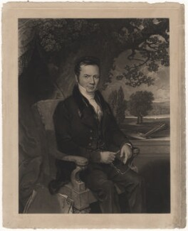 John Ralston, by Unknown engraver, probably after  John Ralston - NPG D3955