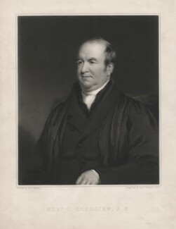 Caleb Readshaw, by Samuel Cousins, after  Thomas Ellerby - NPG D3961