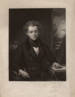 Henry Liverseege, by Henry Cousins, after  William Bradley - NPG D3962
