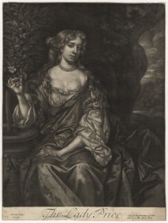 Lady Price, published by Alexander Browne, after  Sir Peter Lely - NPG D3967