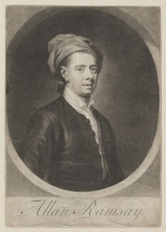 Allan Ramsay, by George White, after  William Aikman - NPG D3989