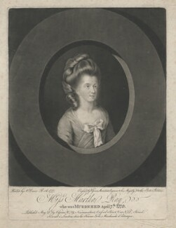 Martha Ray, by and published by Valentine Green, after  Nathaniel Dance (later Sir Nathaniel Holland, Bt) - NPG D3997