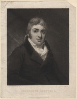 Frederic Reynolds, by George Thomas Doo, after  John Raphael Smith - NPG D4014