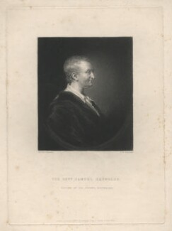 Samuel Reynolds, by Samuel William Reynolds, published by  Hodgson, Boys & Graves, after  Sir Joshua Reynolds - NPG D4017