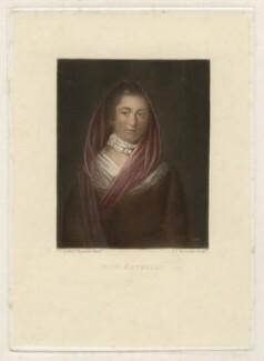 Frances Reynolds, by Samuel William Reynolds, after  Sir Joshua Reynolds - NPG D4019