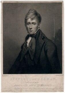 Robert Jeffery, by James Godby, after  E.M. Jones, published 1811 - NPG D4042 - © National Portrait Gallery, London