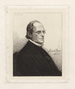 Joseph Payne, by Charles William Sherborn - NPG D4062