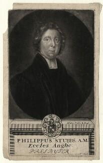 Philip Stubbs, by John Faber Sr - NPG D4073