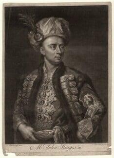 John Sturges, by Francis Kyte, after  John Vanderbank - NPG D4075