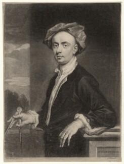 John Sturges, by George White, after  John Vanderbank - NPG D4076