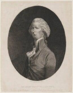 William Pitt, by James Gillray, 1789 - NPG  - © National Portrait Gallery, London