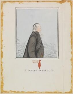 James Scarlett, 1st Baron Abinger, after 'Bentivoglio' - NPG D4089