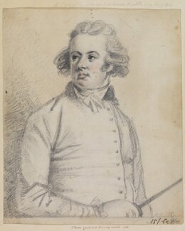 Henry Charles William Angelo, after B.F. Scott, after  John Raphael Smith - NPG D4092