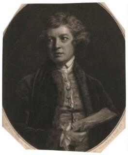 Charles Rogers, by William Wynne Ryland, after  Sir Joshua Reynolds - NPG D4098