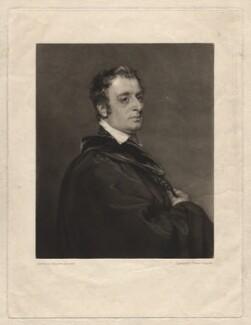 John Gage Rokewode when John Gage, by Thomas Hodgetts, after  Margaret Sarah Carpenter - NPG D4114