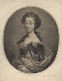 Unknown woman, by Isaac Beckett, after  Sir Godfrey Kneller, Bt - NPG D4119
