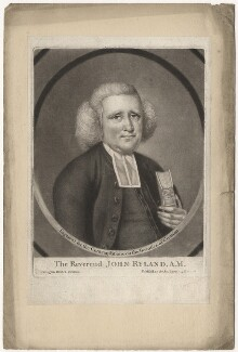 John Collett Ryland, published by Carington Bowles, after  John Russell - NPG D4123