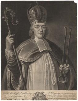 St Dunstan, by Gerhard Bockman - NPG D4149