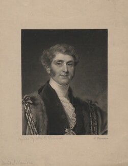 Sir David Salomons, 1st Bt, by Charles Turner, after  Mary Martha Pearson (née Dutton) - NPG D4153