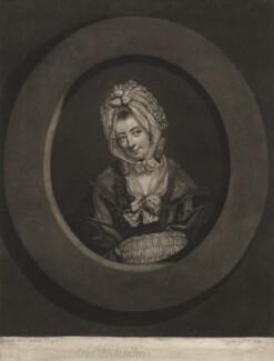 Catherine Schindlerin, by John Raphael Smith, after  Sir Joshua Reynolds - NPG D4168